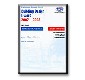 Building Design Award - Headland View