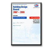 Building Design Award - Pavilion View