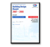 Building Design Award - The Courtyard